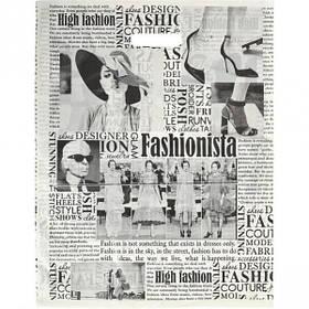 "Пакет поліетиленовий газета ""Fashion"""