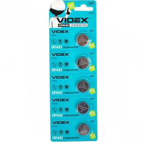 "Батарейка Videx ""таблетка"" 1632 V-291635"