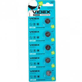 "Батарейка Videx ""таблетка"" 1220 V-292205"