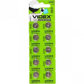 "Батарейка Videx ""таблетка"" AG 12 V-291673"