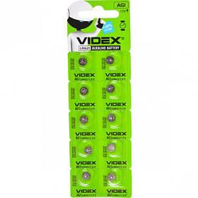 "Батарейка Videx ""таблетка"" AG 1 V-291734"