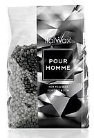 Воск в гранулах Italwax Pour homme для мужчин 1 кг