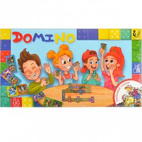 """Настільна гра """"Доміно"""" NEW DTG-DMN-01,02,03,04 ДТ-ЛА-06-16"""