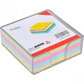 Куб пластиковий ТН03 85*85мм 300 аркушів