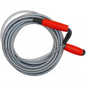Трос для чистки труб D8х5м Х4-65