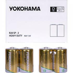 Батарейка YOKOHAMA R20 SP-2 1.5V 345979