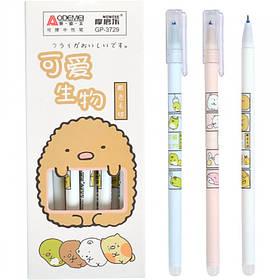 """Ручка """"пише-стирає"""" 3729 синя"""