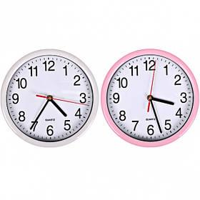 """Настінні годинники 8881/Х2-34 """"Класика коло кольорові"""" 22*4см"""