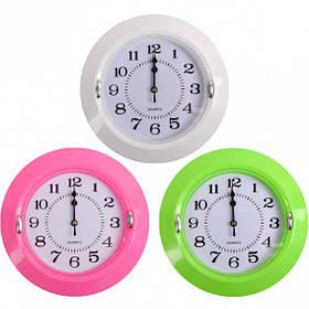 """Настінні годинники Х2-32 """"Коло кольоровий"""" 23*5см"""