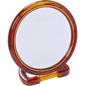 Дзеркало 2х сторонній із збільшенням велике Х1-119 D18см