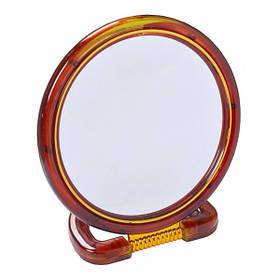 Дзеркало 2х сторонній із збільшенням середнє Х1-118 D15см