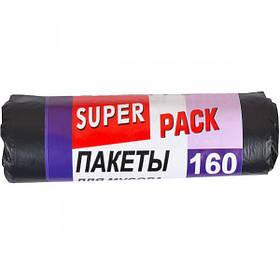 Пакет для сміття 90х110 160л 10 штук Super Luxs/PACK 20031