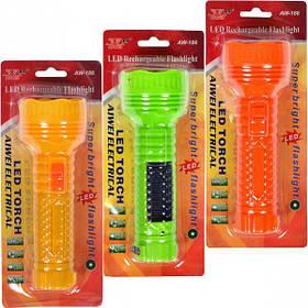 Ліхтарик LED 186, 165*57*39 мм