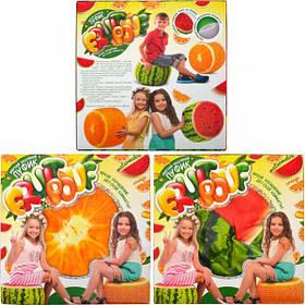 """М'який пуф надувний """"Fruit Pouf"""" FP-01-01 ДТ-ГО-09187"""