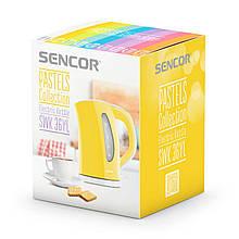 Чайник Sencor (SWK 36YL)