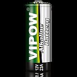 Батарейка Vipow - Accu (BAT0065B) LR23A (1 шт. / блистер), фото 3