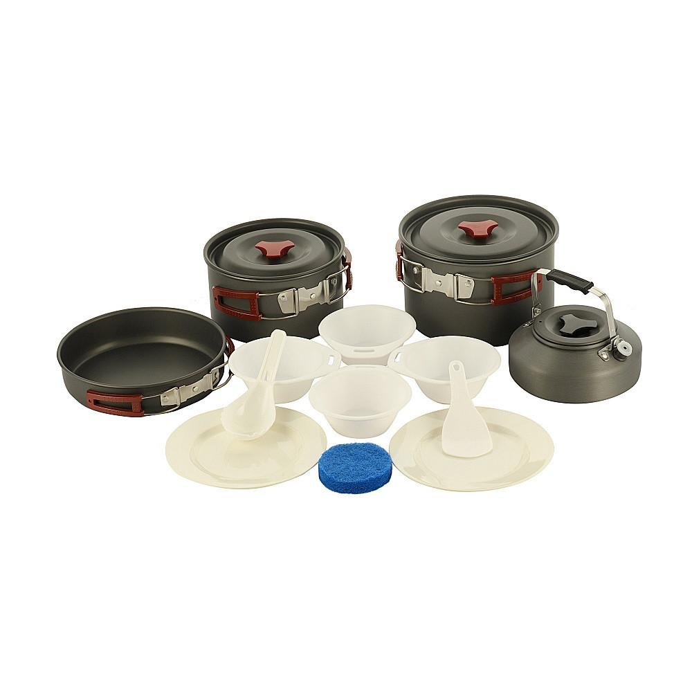 M-Tac набір посуд на 4-5 осіб