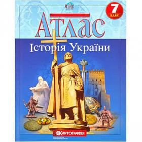 Атлас: Історія України 7 клас 1503