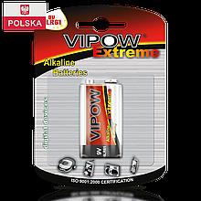 Батарейка Vipow - Extreme (BAT0092B) 9 V (1 шт. / блистер)