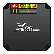 Android TV приставка SKY (X96 mini) 2/16 GB