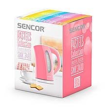 Чайник Sencor (SWK 34RD)