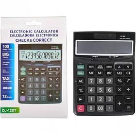 Калькулятор DJ120T 19х14х3 см