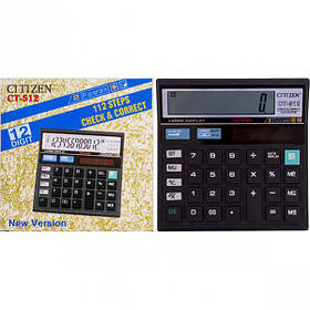 Калькулятор NT-512 13х13х2 см