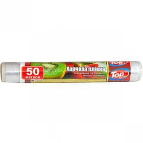 Плівка харчова 29см 50м 7мкм (POL) Top Pack