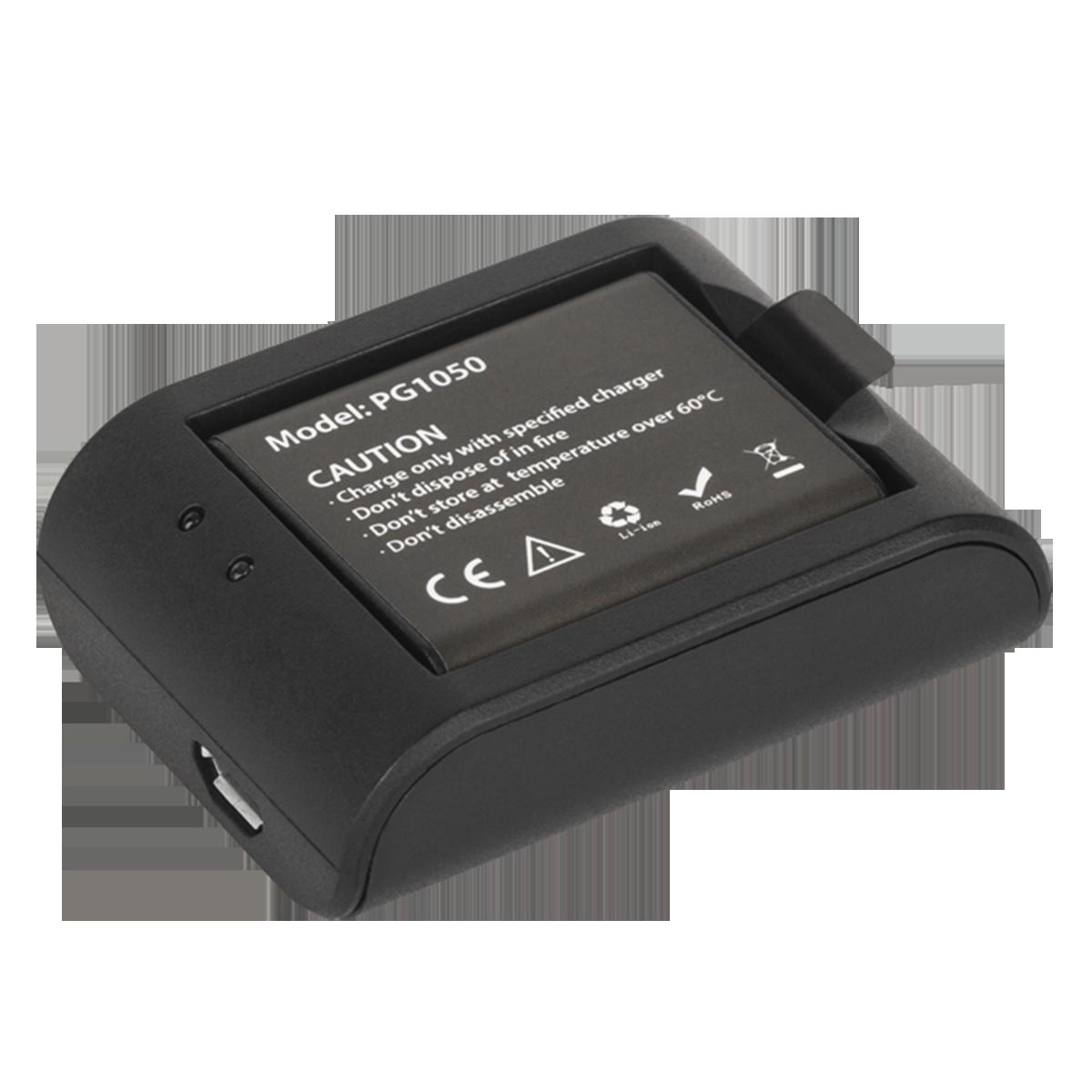 Зарядное устройство + батарея 1050 mAh EKEN / SJCAM / Kruger&Matz (KM0214S) Black