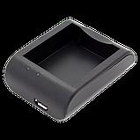 Зарядное устройство + батарея 1050 mAh EKEN / SJCAM / Kruger&Matz (KM0214S) Black, фото 2