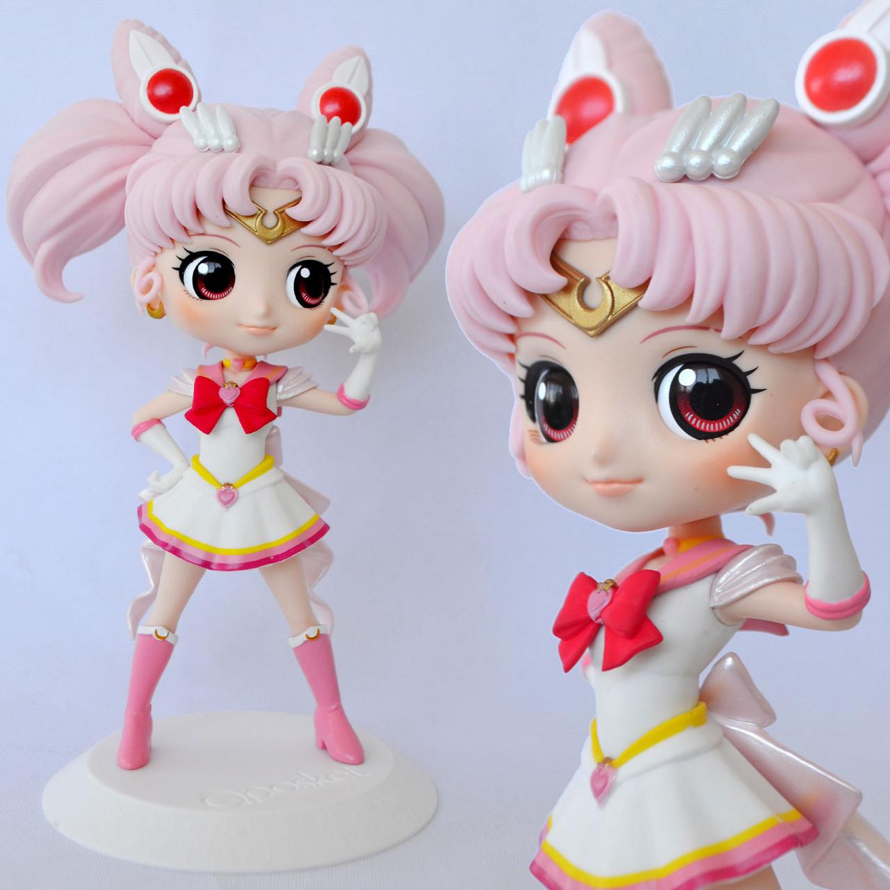 Фігурка Sailor Moon Eternal - SUPER SAILOR CHIBI MOON (ver.B) Q posket