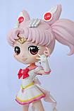Фігурка Sailor Moon Eternal - SUPER SAILOR CHIBI MOON (ver.B) Q posket, фото 3