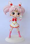 Фігурка Sailor Moon Eternal - SUPER SAILOR CHIBI MOON (ver.B) Q posket, фото 2