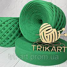 Трикотажная пряжа TRIKART Трава 7-9мм