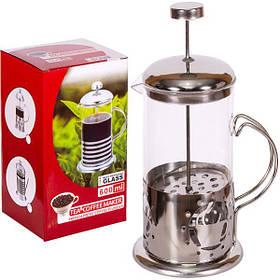 Заварочный чайник 600 мл X3-208