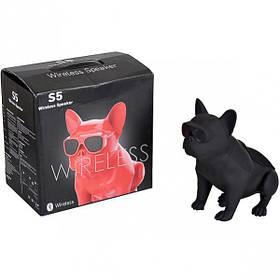 Портативна Колонка Собака міні S-5 14*8*14см