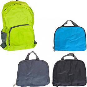 Складаний рюкзак - трансформер 41*29*11см