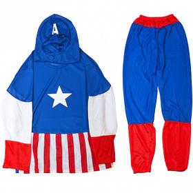 """Костюм """"Капитан Америка"""" 10-36"""