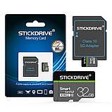 Карта памяти microSD Intelligent STICKDRIVE (GL U1032) 32 GB, class U1, фото 5
