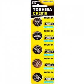 """Батарея Toshiba """"таблетка"""" CR 2016 588884/30411555"""