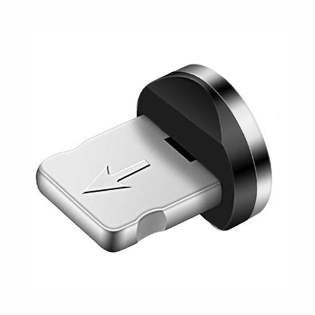 Магнитный коннектор USLION apple-lightning (R/L Connect) для зарядки (1pin)