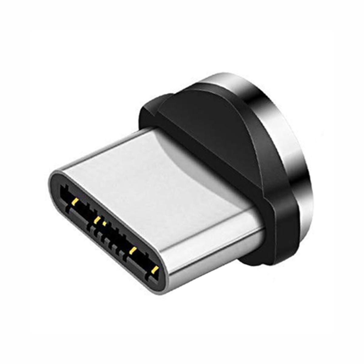 Магнитный коннектор WSKEN type C (R/L Connect) для зарядки (1pin)
