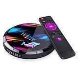Android Smart TV приставка SKY (H96 MAX X3) 4/64 GB, фото 3