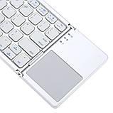 Bluetooth клавиатура (AVATTO A18) раскладная, фото 8