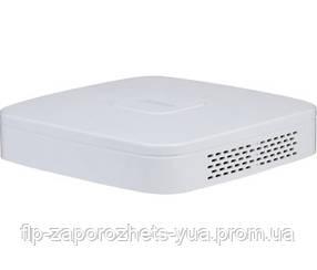 DHI-NVR2104-P-I 4-канальний AI мережевий відеореєстратор з PoE