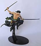 Фигурка One Piece - Rononoa Zoro - World Figure Colosseum Vol.1 (Ver.A) Banpresto, фото 2