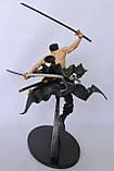 Фигурка One Piece - Rononoa Zoro - World Figure Colosseum Vol.1 (Ver.A) Banpresto, фото 6