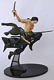 Фигурка One Piece - Rononoa Zoro - World Figure Colosseum Vol.1 (Ver.A) Banpresto, фото 4