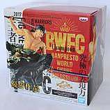 Фигурка One Piece - Rononoa Zoro - World Figure Colosseum Vol.1 (Ver.A) Banpresto, фото 9