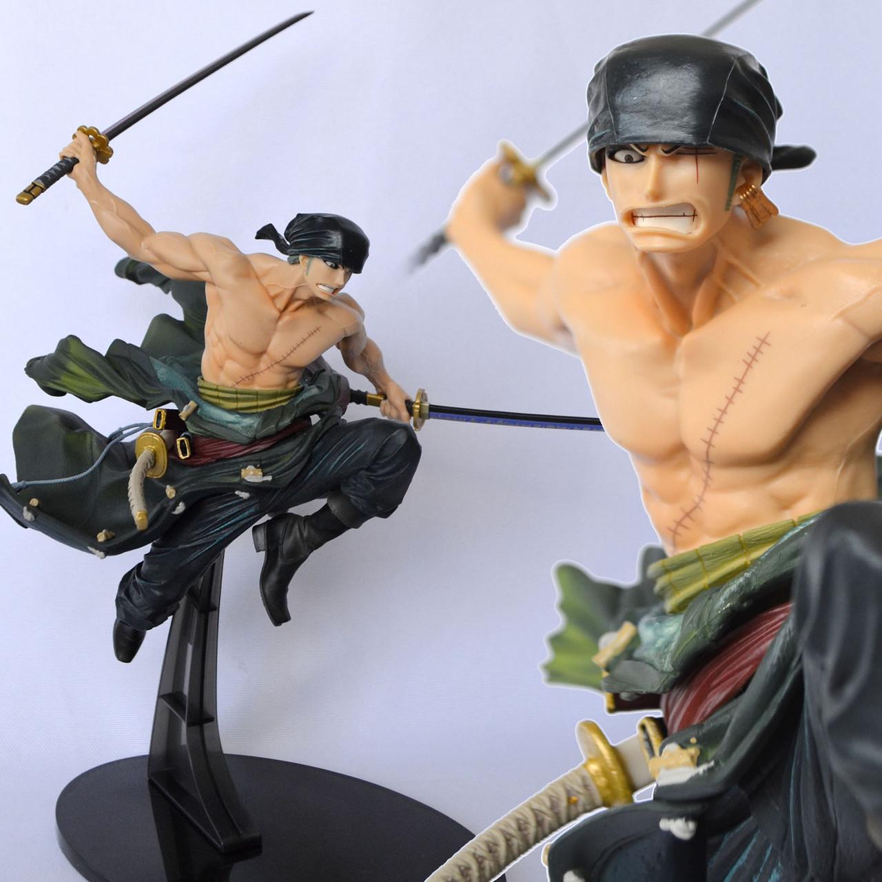 Фигурка One Piece - Rononoa Zoro - World Figure Colosseum Vol.1 (Ver.A) Banpresto